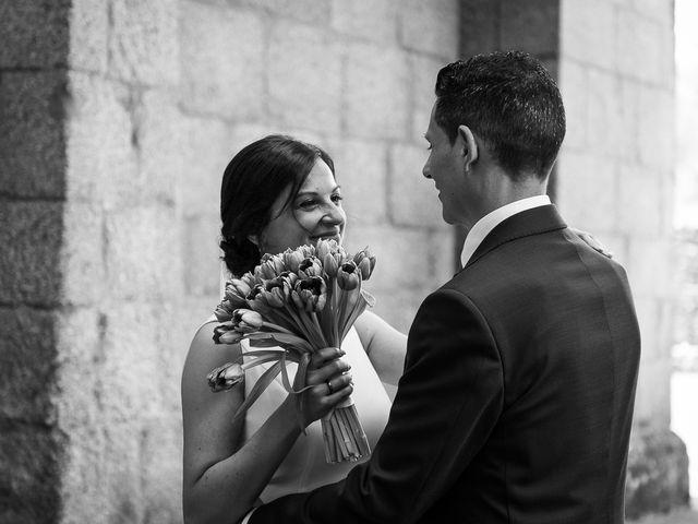 La boda de Hércules y Fani en Santiago De Compostela, A Coruña 57