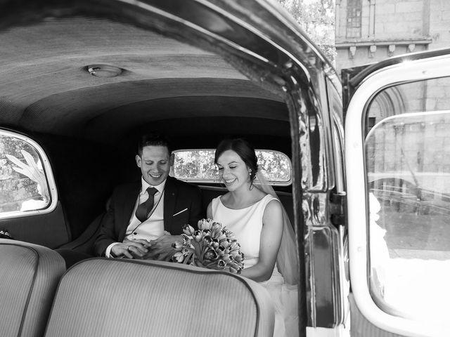 La boda de Hércules y Fani en Santiago De Compostela, A Coruña 61
