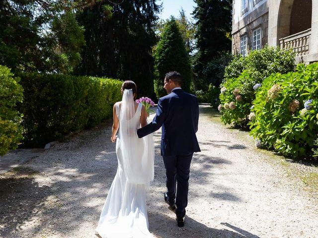 La boda de Hércules y Fani en Santiago De Compostela, A Coruña 62