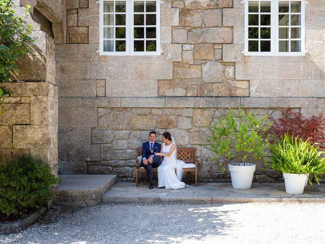 La boda de Hércules y Fani en Santiago De Compostela, A Coruña 78