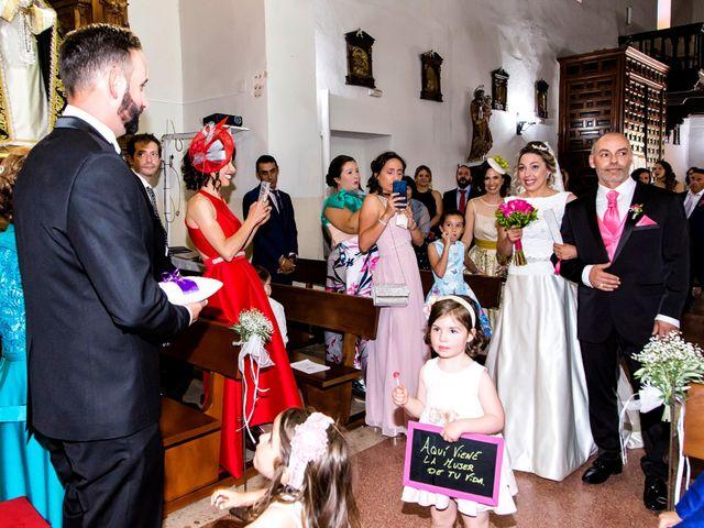 La boda de Jennifer y Fran en Cubas De La Sagra, Madrid 13