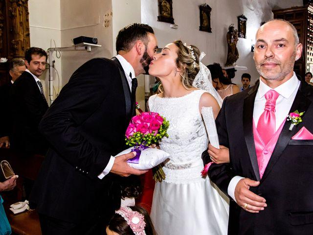 La boda de Jennifer y Fran en Cubas De La Sagra, Madrid 14