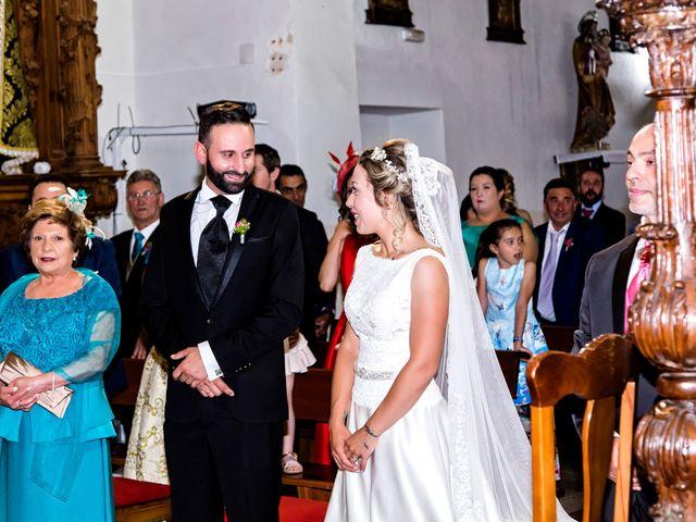 La boda de Jennifer y Fran en Cubas De La Sagra, Madrid 16