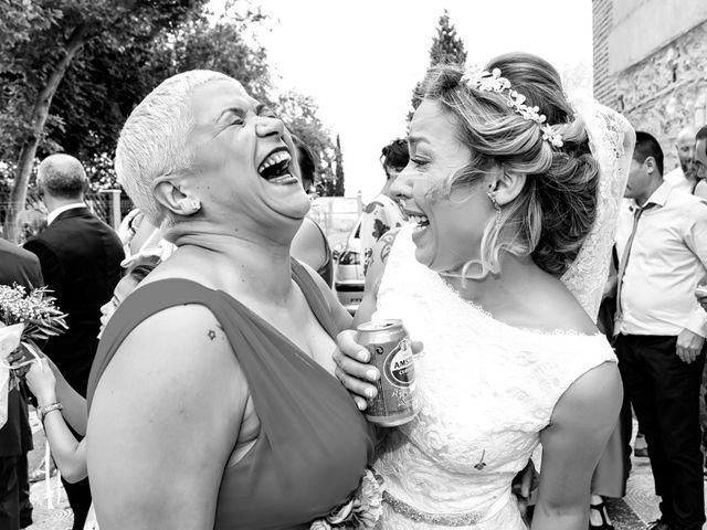 La boda de Jennifer y Fran en Cubas De La Sagra, Madrid 18