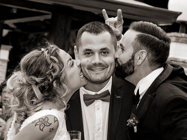 La boda de Jennifer y Fran en Cubas De La Sagra, Madrid 25