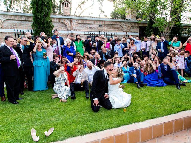 La boda de Jennifer y Fran en Cubas De La Sagra, Madrid 28
