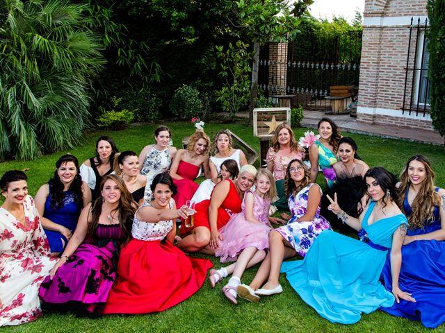 La boda de Jennifer y Fran en Cubas De La Sagra, Madrid 30
