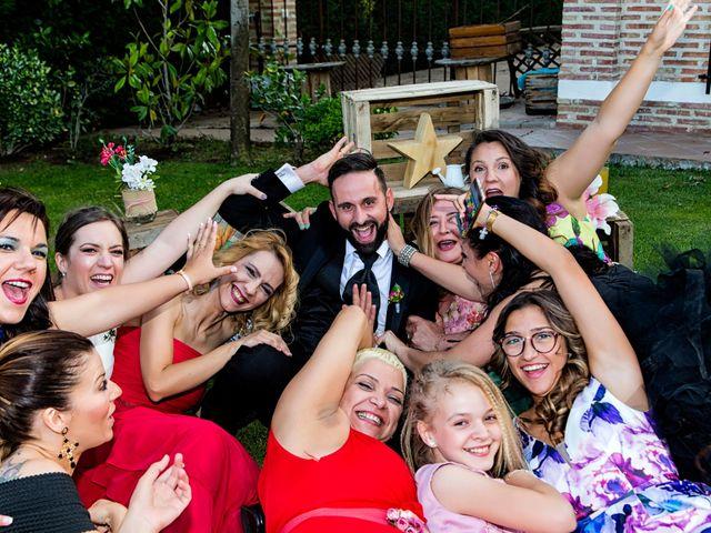 La boda de Jennifer y Fran en Cubas De La Sagra, Madrid 31