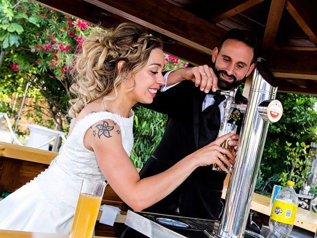 La boda de Jennifer y Fran en Cubas De La Sagra, Madrid 33