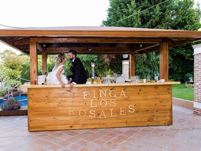 La boda de Jennifer y Fran en Cubas De La Sagra, Madrid 1