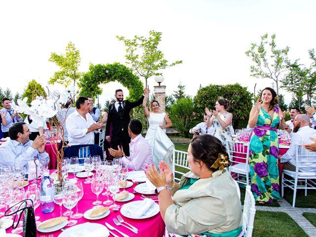La boda de Jennifer y Fran en Cubas De La Sagra, Madrid 36