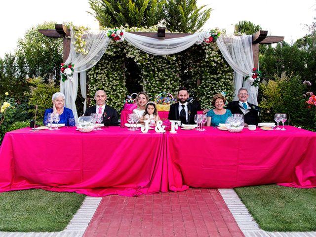 La boda de Jennifer y Fran en Cubas De La Sagra, Madrid 37