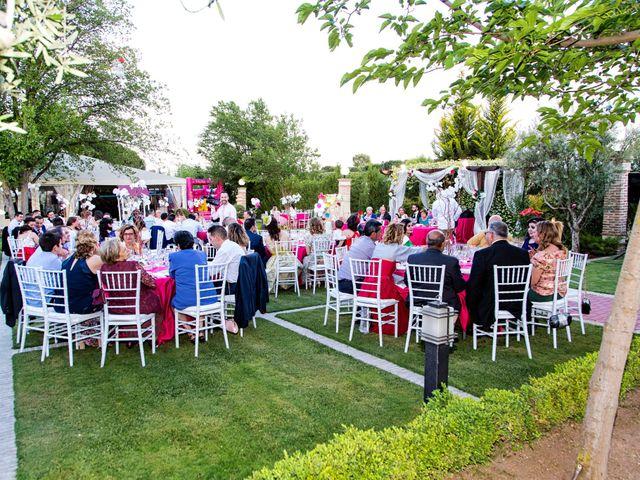 La boda de Jennifer y Fran en Cubas De La Sagra, Madrid 39