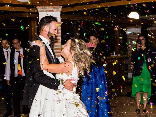 La boda de Jennifer y Fran en Cubas De La Sagra, Madrid 41