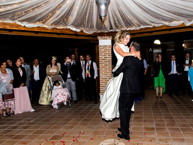 La boda de Jennifer y Fran en Cubas De La Sagra, Madrid 42