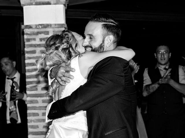 La boda de Jennifer y Fran en Cubas De La Sagra, Madrid 43