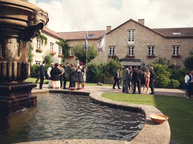 La boda de Viti y Iria en Santiago De Compostela, A Coruña 9