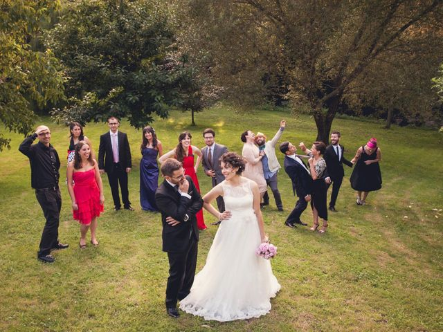 La boda de Viti y Iria en Santiago De Compostela, A Coruña 15