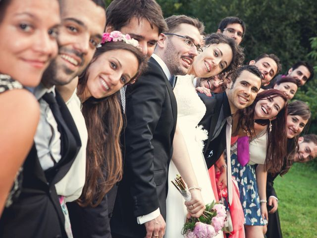 La boda de Viti y Iria en Santiago De Compostela, A Coruña 16
