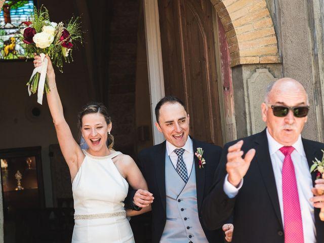 La boda de Alexandra y José María en Monzon, Huesca 18