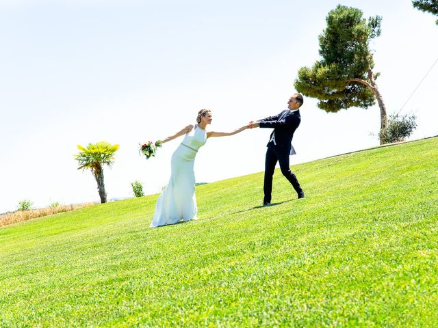 La boda de Alexandra y José María en Monzon, Huesca 19