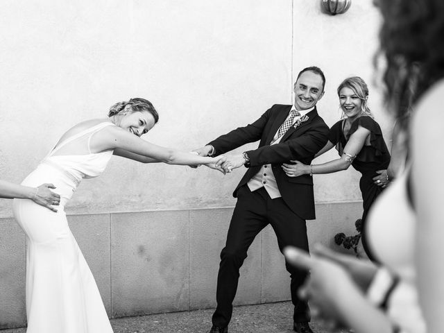 La boda de Alexandra y José María en Monzon, Huesca 32
