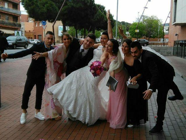 La boda de Javier y Nerea en Gava, Barcelona 1