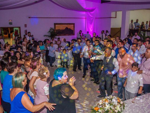 La boda de Omayra y Adrian  en San Bartolomé, Las Palmas 5
