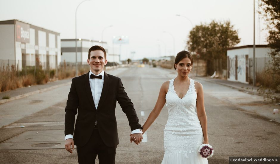 La boda de Fernando y Daniela en Cabanillas Del Campo, Guadalajara