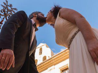 La boda de Carol y Vicent