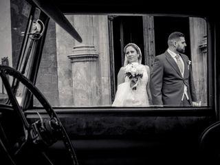 La boda de Jackie y Ayoze