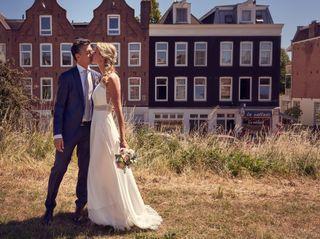 La boda de Alina y Tony
