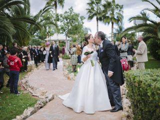 La boda de Tania y Jacinto