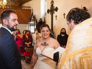 La boda de Rebeca y Mateo