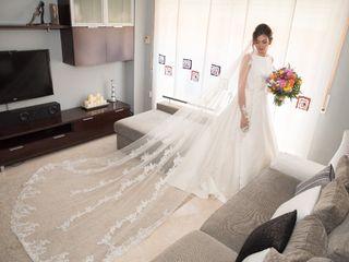La boda de Ivanna y Daniel  1