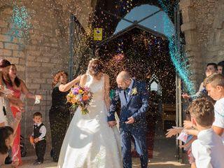 La boda de Ivanna y Daniel