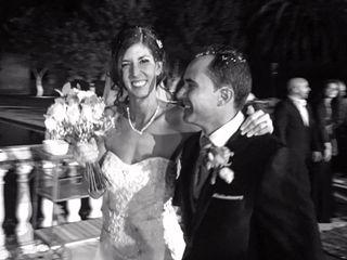 La boda de Mariana y Rafa