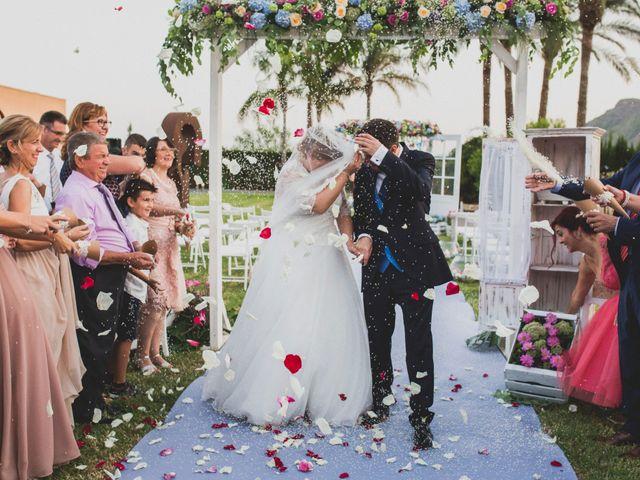 La boda de Pablo y Lidia en Santomera, Murcia 20