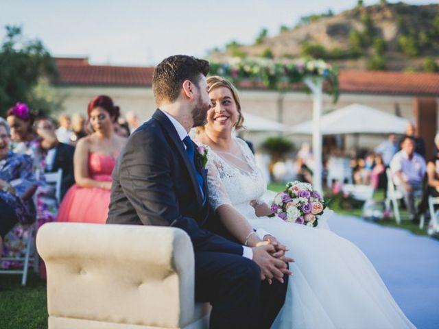 La boda de Pablo y Lidia en Santomera, Murcia 17