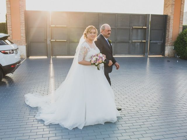 La boda de Pablo y Lidia en Santomera, Murcia 13