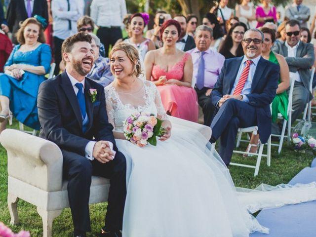 La boda de Pablo y Lidia en Santomera, Murcia 16