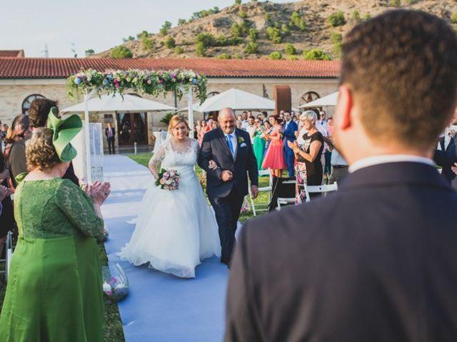 La boda de Pablo y Lidia en Santomera, Murcia 14