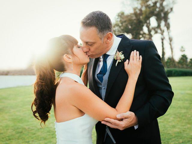 La boda de Paloma y Kevin
