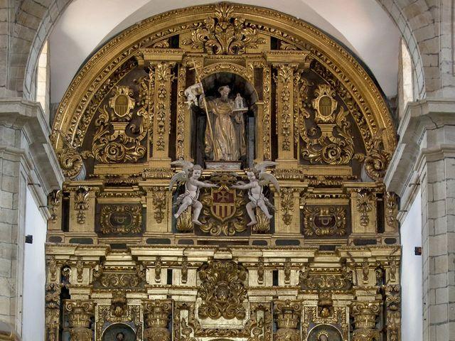 La boda de David y Isabel en Santiago De Compostela, A Coruña 7