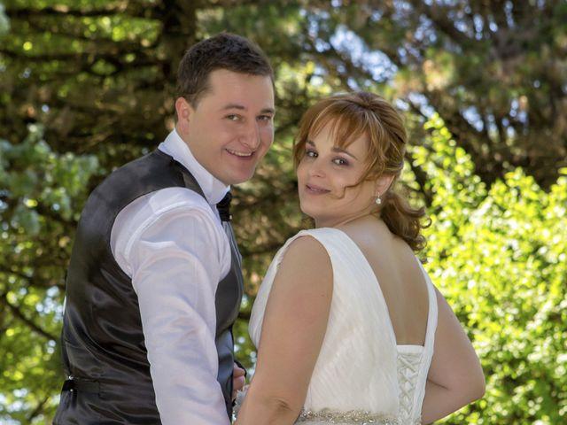 La boda de David y Isabel en Santiago De Compostela, A Coruña 14
