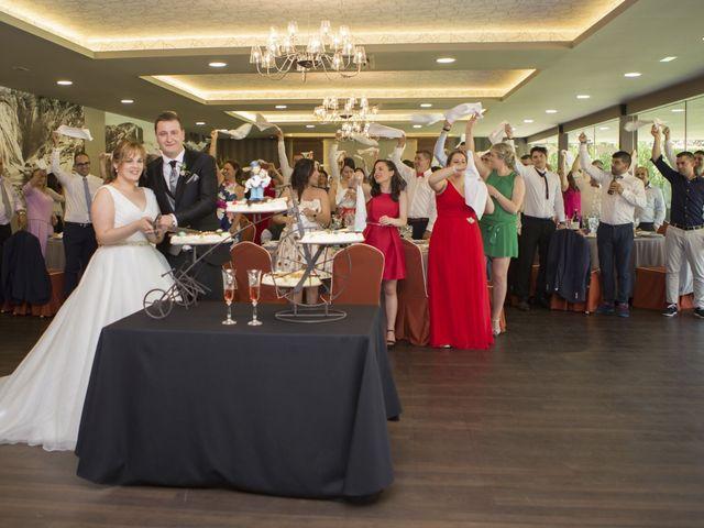 La boda de David y Isabel en Santiago De Compostela, A Coruña 15