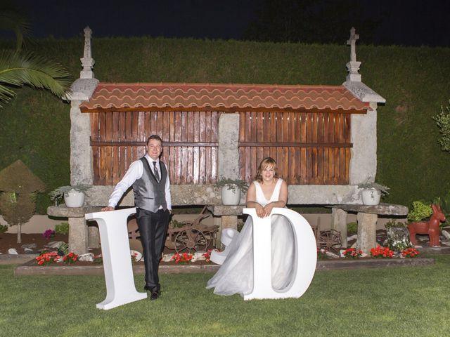 La boda de David y Isabel en Santiago De Compostela, A Coruña 21