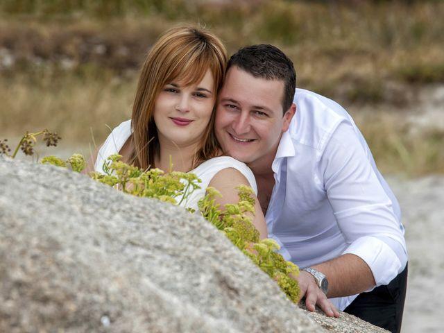 La boda de David y Isabel en Santiago De Compostela, A Coruña 27