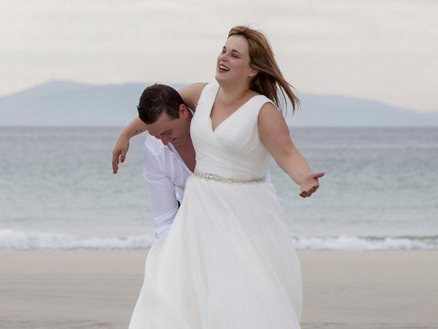 La boda de David y Isabel en Santiago De Compostela, A Coruña 29