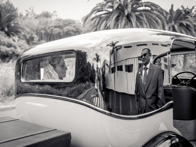 La boda de Ayoze y Jackie en La Orotava, Santa Cruz de Tenerife 5